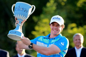 Rory McIlroy wins US golf writers' award