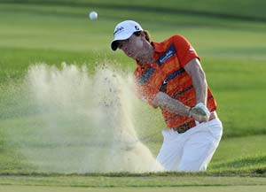 Not a big deal, says Rory McIlroy after teeing off in a public course