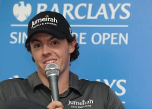 Cold hits Rory McIlroy's money-list attempt