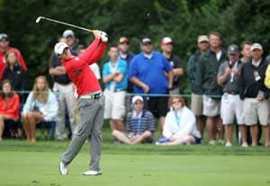 Rory McIlroy misses third straight cut