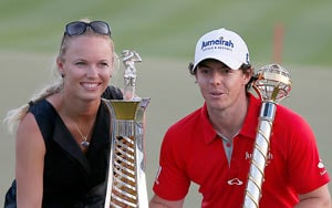 Rory McIlroy ends season in winning style