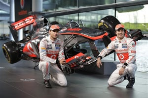 McLaren looking for consistency after launch of new car