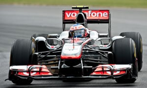 F1: Vodafone-McLaren to split after 2013
