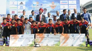Meghalaya's OM Memorial lifts U-17 Boys' Subroto Cup title