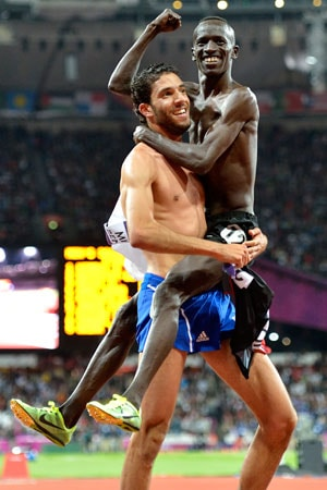 Odd couple - Ezekiel Kemboi, Mahiedine Mekhissi - set for new steeplechase duel
