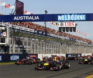 Night race push threatens Australian Grand Prix