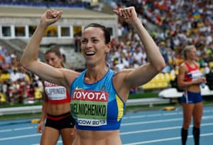 Ganna Melnichenko ruins Eaton duo's golden dreams