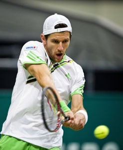 Melzer to open against Chardy in Davis Cup