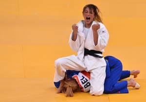 Olympics: This judo player defied her parents to win gold