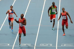 Reformed LaShawn Merritt sates his appetite with 400m world athletics title