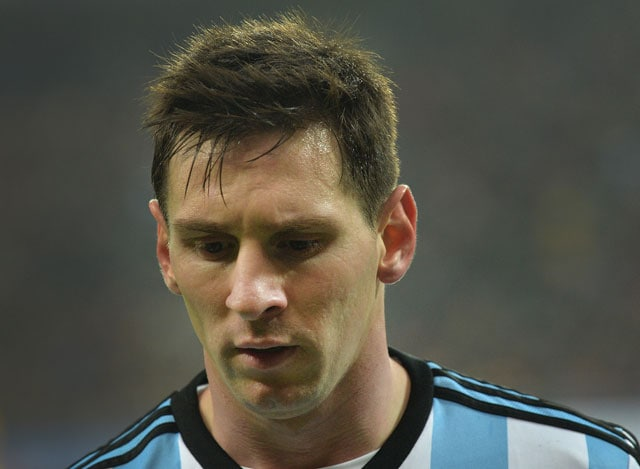 Specialists yet to find solution to Lionel Messi's vomiting problems, admits Barcelona coach Gerardo Martino