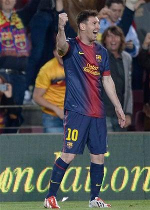 Barcelona confirm Lionel Messi out of Malaga clash