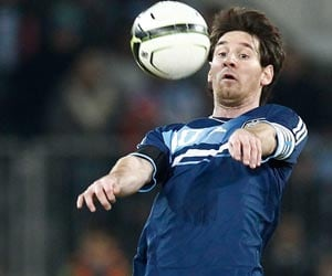 Lionel Messi scores 3, Argentina beat Switzerland 3-1