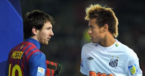 I have a marvellous relationship with Lionel Messi, says Neymar