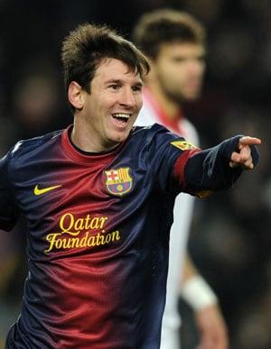 Messi winner stretches Barca's lead in La Liga, Real Madrid win
