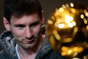 Lionel Messi sees Argentina on the rise