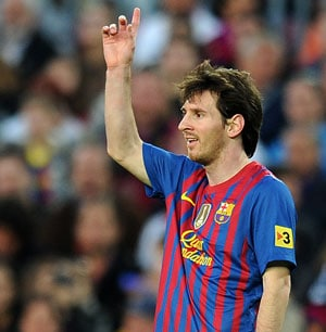 Lionel Messi favourite for record fourth Ballon d'Or