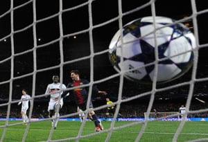 Lionel Messi's brilliance vs AC Milan dispels Barca doubts