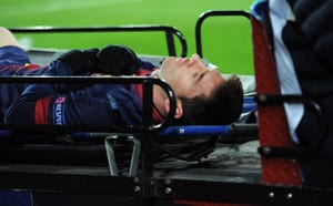 Lionel Messi feeling good after injury scare