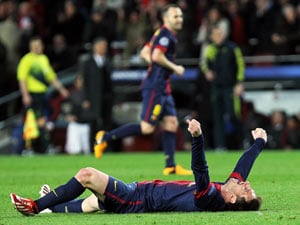Champions League: Spain celebrates Barca's win vs AC Milan
