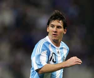 Messi fit for Argentina friendlies