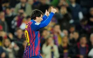Champions League: Lionel Messi saves Barcelona against Spartak