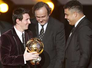 Messi needs World Cup to be the greatest: Platini