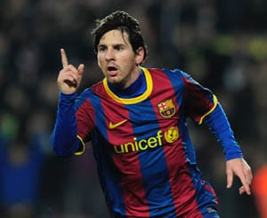 Messi dismisses talk of Manchester lacking quality