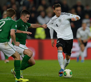 Germany see off Republic of Ireland to book FIFA 2014 World Cup berth