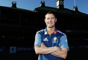 Captain Clarke wants to bat strong