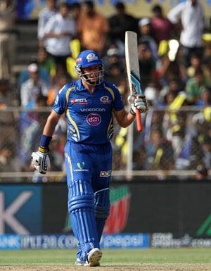 IPL 2014 Top Stats: When Mike Hussey Scores, Mumbai Indians Win