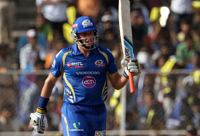 IPL 2014: Mumbai Indians Not Out of Playoffs Race, Says Michael Hussey