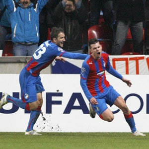 Late Plzen comeback snatches draw with Milan