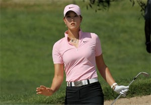 Wie 'inspired' by world number one Tseng