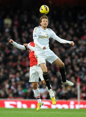 Swansea lose Michu for six weeks