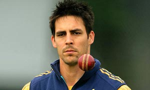 Mitchell Johnson to play for Durham