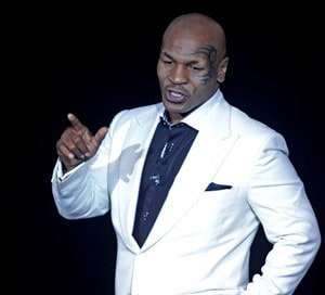New Zealand cancels rape convict Mike Tyson's visa