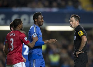 Referee couldn't have stooped that low against Mikel: Ferguson
