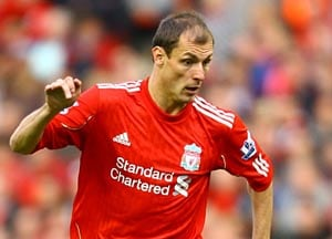 Anderlecht sign Liverpool winger Jovanovic