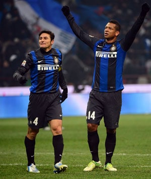 Inter Milan held 1-1 by Genoa
