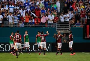 AC Milan edge past Chelsea in exhibition