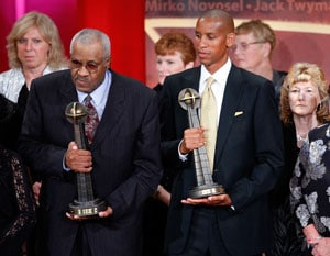Reggie Miller and Don Nelson inducted into Basketball Hall of Fame