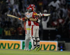 IPL 6: Punjab's David Miller, Mandeep Singh snatch victory away from Pune