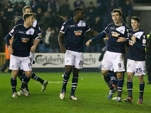 Millwall knocks Aston Villa out of FA Cup