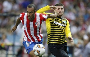 Joao Miranda hoping for Brazil recall