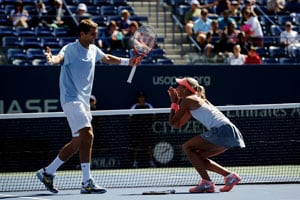 US Open: Max Mirnyi, Andrea Hlavackova win mixed doubles title