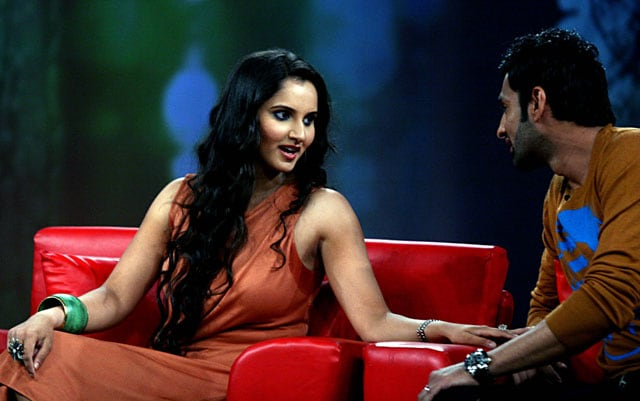 Sania Mirza says marriage with Shoaib Malik not on the rocks