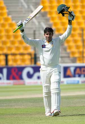 Home-like conditions helped, says Misbah after Pakistan beat South Africa