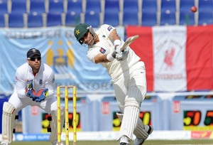 2nd Test: Misbah challenges England's might