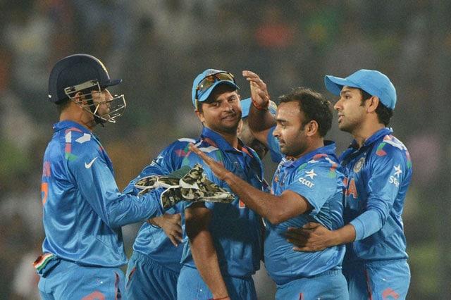 Live cricket score: India vs Pakistan